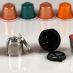Refillable Pod Coffee Maker Capsules