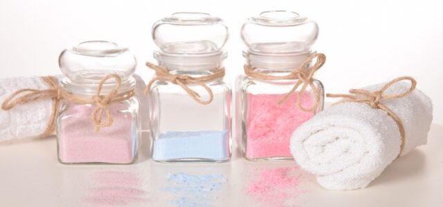 DIY bath salt - homemade bath salts recipe