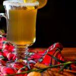 gluh gin - mulled gin