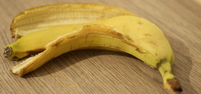 There are many surprising banana peel uses.