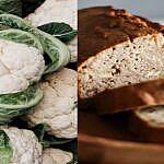 cauliflower bread
