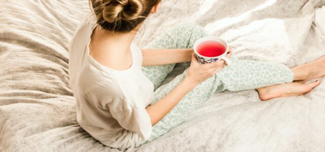 tea safe pregnancy - herbal tea
