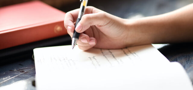 tips on how to write a journal
