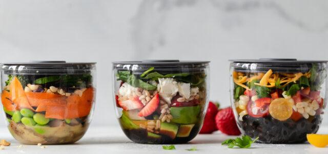 Easy healthy meal prep ideas