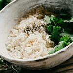 Leftover rice recipe
